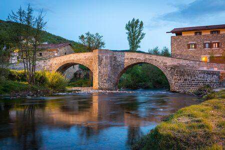 Zubiri, Puente de la Rabia, Spain