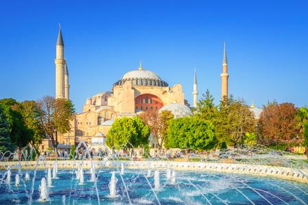 Foto für Hagia Sophia, Istanbul, Turkey - Lizenzfreies Bild
