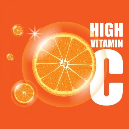 Orange High Vitamin C
