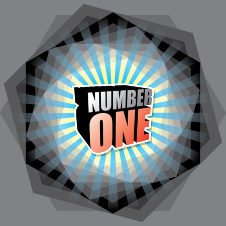 THE ABSTRACT OF NUMBER ONE CONCEPT VECTOR