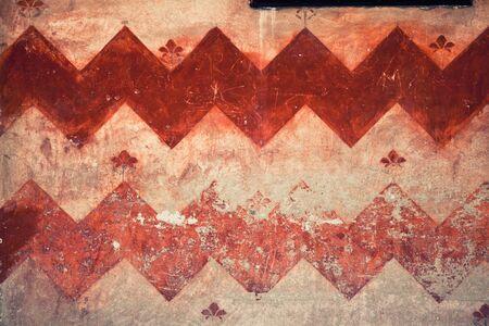 Ancient Ruins Pattern