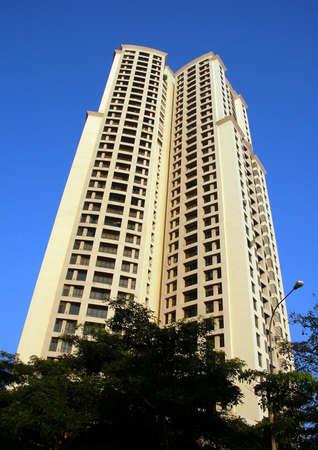 Apartment block in Kuala Lumpur