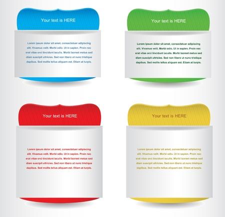 Elegant text boxes