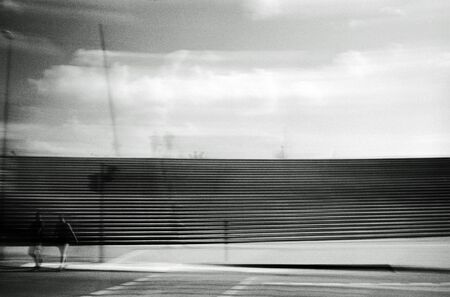 Unreliable photography of an urban scene