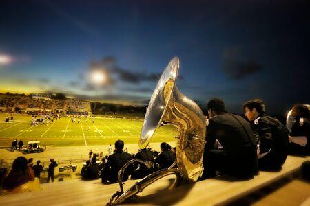 Marching Band Tuba