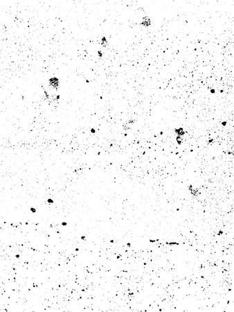 Illustration pour Cement texture. Concrete overlay black and white texture. - image libre de droit