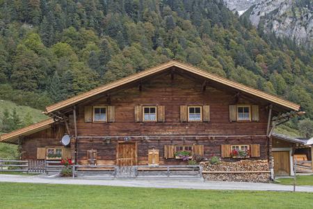 Hut idyll in Eng in Tirol