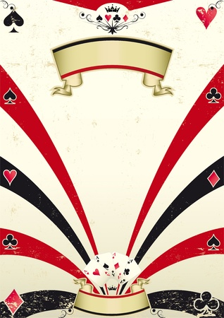 An old poker background for you.