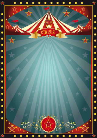 Photo pour A circus dark background for you - image libre de droit