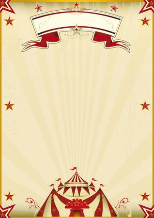 A kraft circus poster for you new show. Enjoy!
