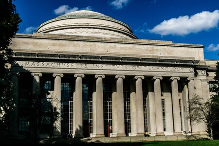 Great Dome of the Massachusetts Institute of Technology (MIT).