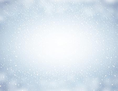 Foto de Frozen ice texture with snow powder - Imagen libre de derechos
