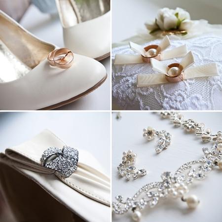 Photo pour Jewelry set - image libre de droit