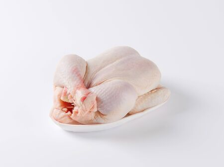 whole chicken with skin on