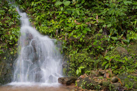 a little waterfall in the ga