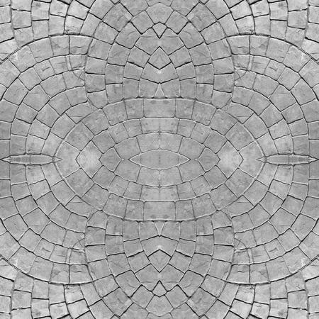 Photo for seamless lots line on stone ground for abstract background - Royalty Free Image