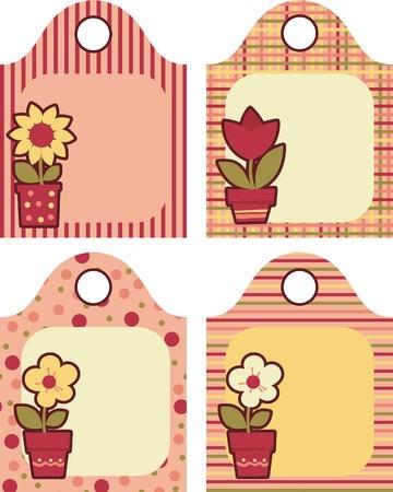 Ilustración de tag - Imagen libre de derechos