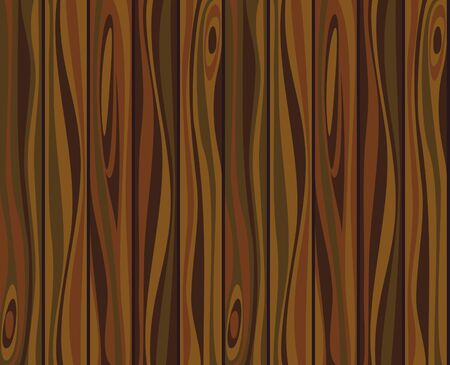 seamless texture of old wooden planks brown
