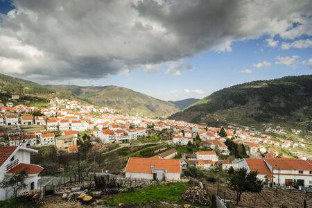 Manteigas, Serra Da Estrela, Beira Alta, Portugal, europa