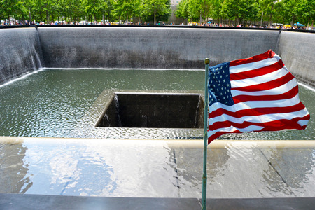 Memorial to the victims of September 11