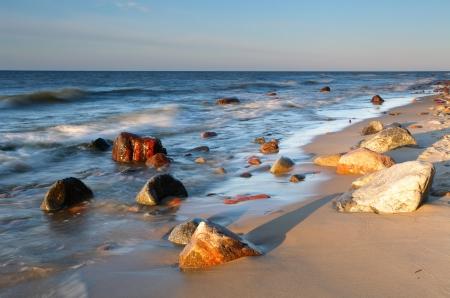 Foto de Coast in baltic - Imagen libre de derechos