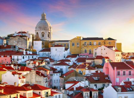 Portugal, Lisboa - Old city Alfama