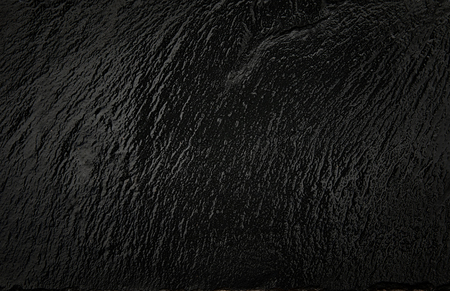 Foto de natural black slate background. - Imagen libre de derechos