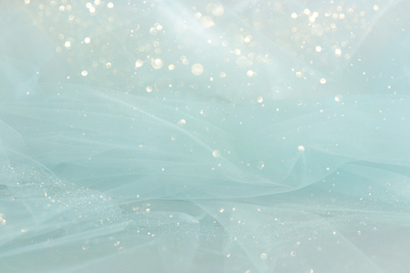 Foto per Vintage tulle chiffon texture background. Wedding concept - Immagine Royalty Free