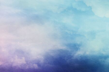 abstract pastel clouds and sky with texture