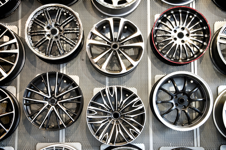 Various alloy wheels in store.