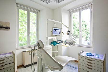 dentist office interior