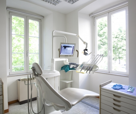 Foto de dentist office interior - Imagen libre de derechos