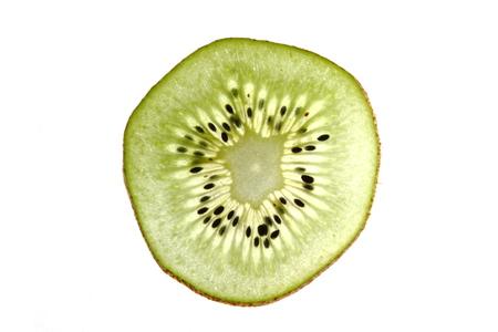 rodaja de kiwi