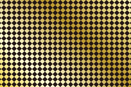 Illustration pour Wallpaper material, check, Plaid, cross, checkered, diamond, diamond, diamond, triangle, square, two-color, square - image libre de droit