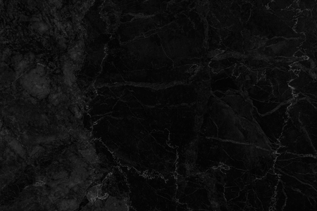 Photo for Black marble texture with natural pattern high resolution for wallpaper background or design art work. - Royalty Free Image