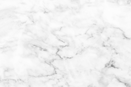 Photo pour White marble texture with natural pattern for wallpaper background or design art work. - image libre de droit