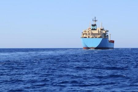 chemical transport boat offshore sailing tanker cargo blue ocean sea