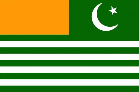 kashmir country flag russia independent region symbol