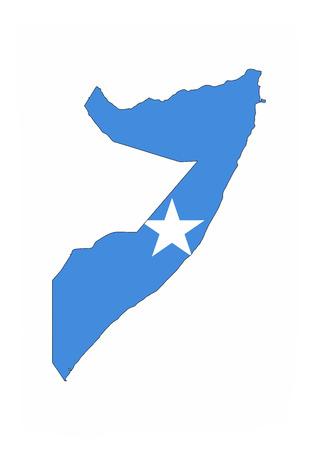somalia country flag map shape national symbol