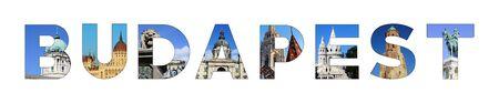 budapest city hungary landmarks images inside text