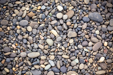 Icelandic Beach Pebbles Back