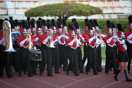 Student Marching Contest of Thailand 32