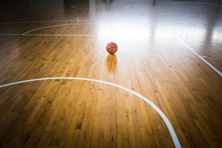 Basketball Gym Floor