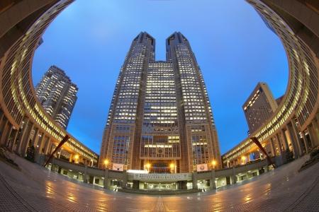 Tocho, Tokyo Metropolitan Government Building