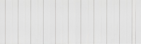 Photo for Panorama of Stainless steel sheet painted white texture and seamless background - Royalty Free Image