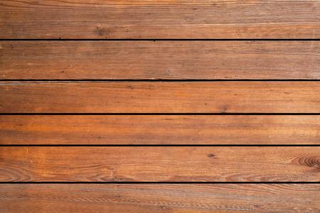Photo pour Brown wood fence texture and background - image libre de droit