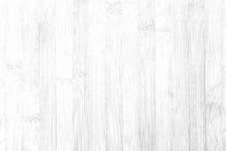Photo pour White vintage wooden table top pattern texture and seamless background - image libre de droit