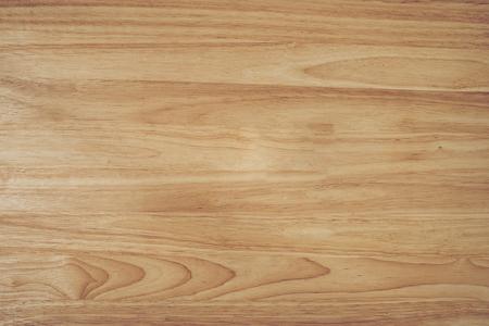 Foto de wood brown grain texture, dark wall background, top view of wooden table with copy space. - Imagen libre de derechos