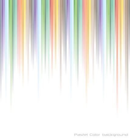 Illustration for Pastel Color background - Royalty Free Image