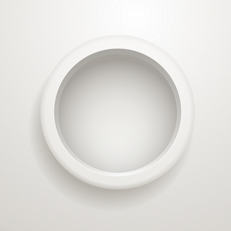 Abstract background of grey circle  Template for a text